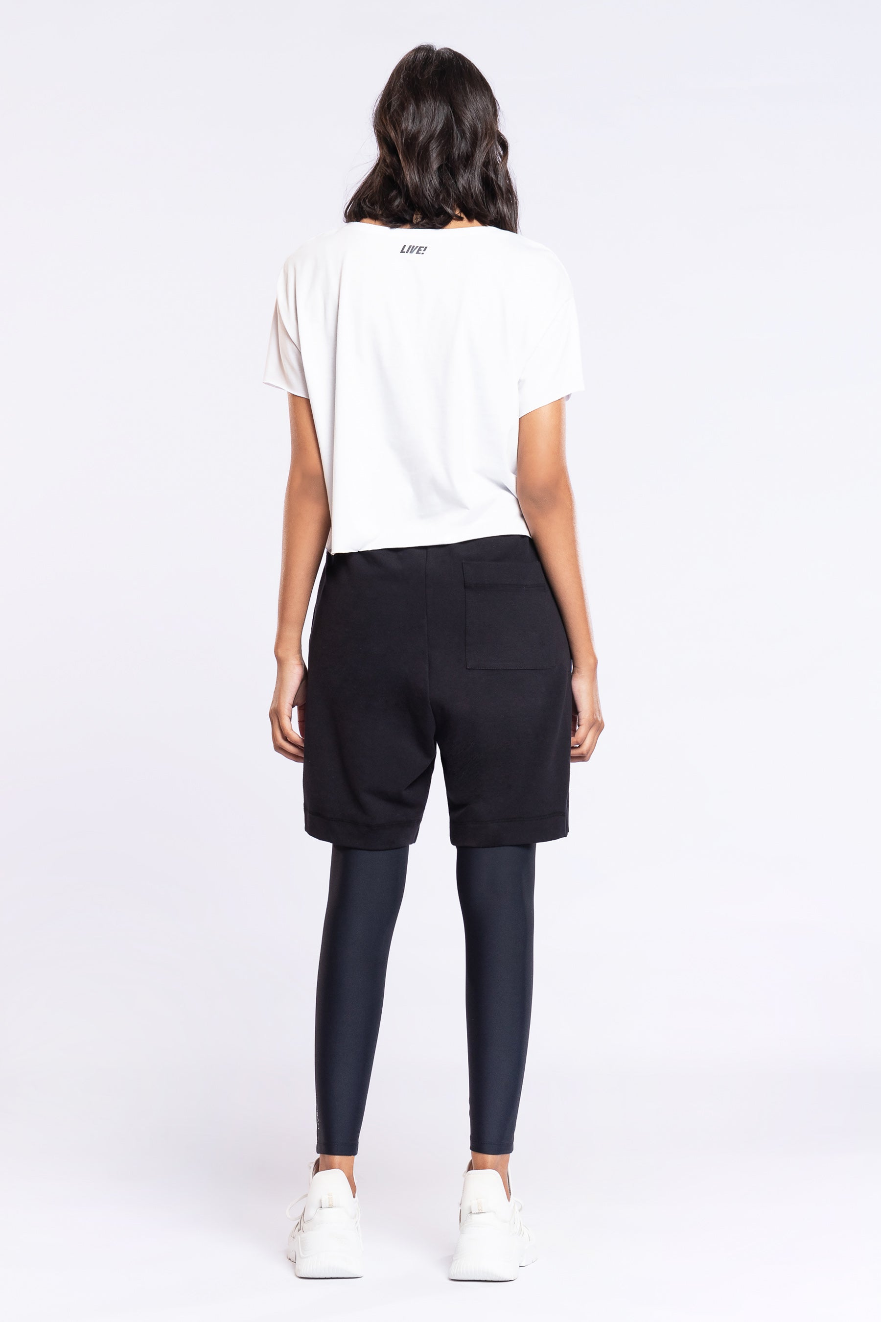 Antiviral Cropped T-Shirt 2