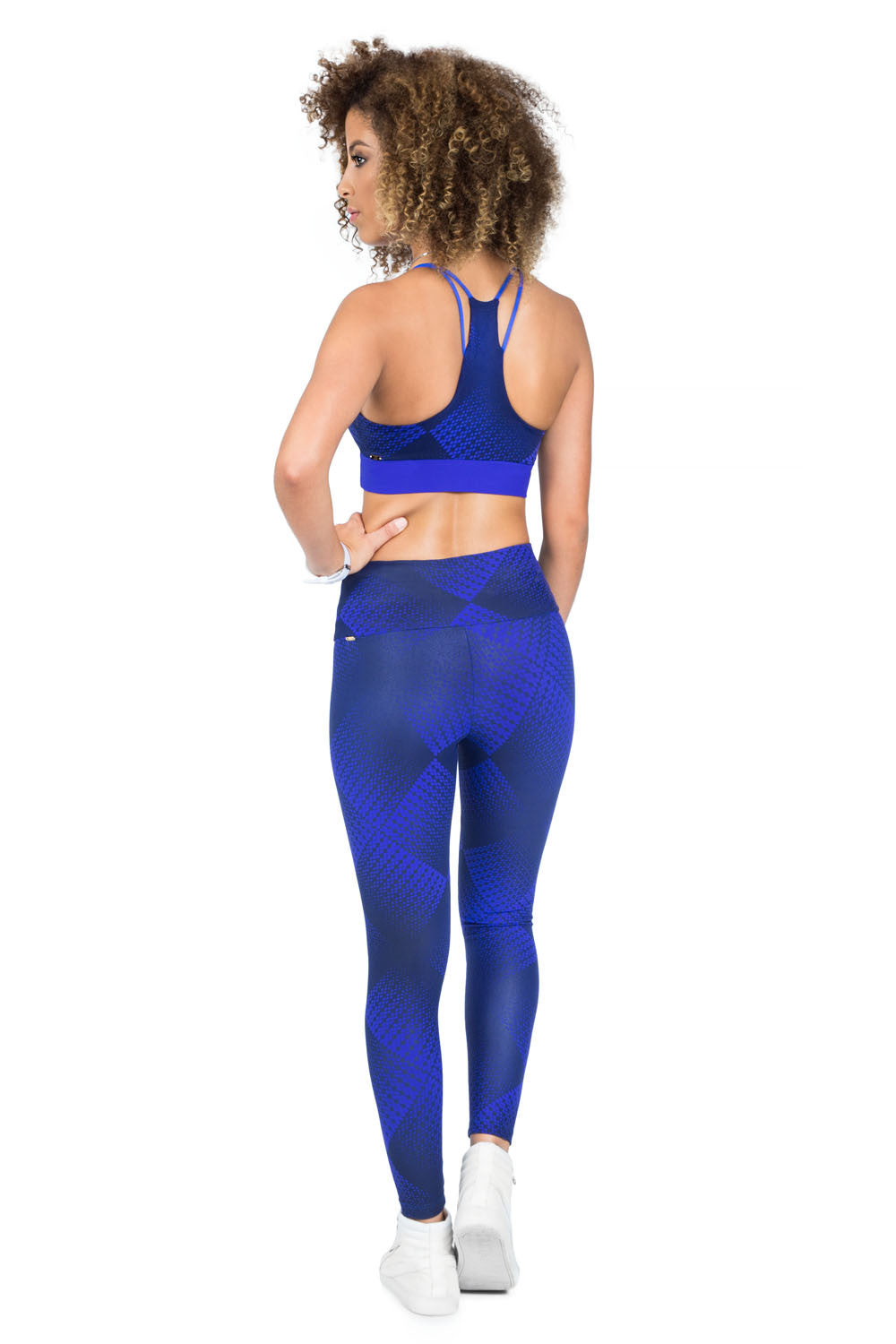 Graphic Compress Legging