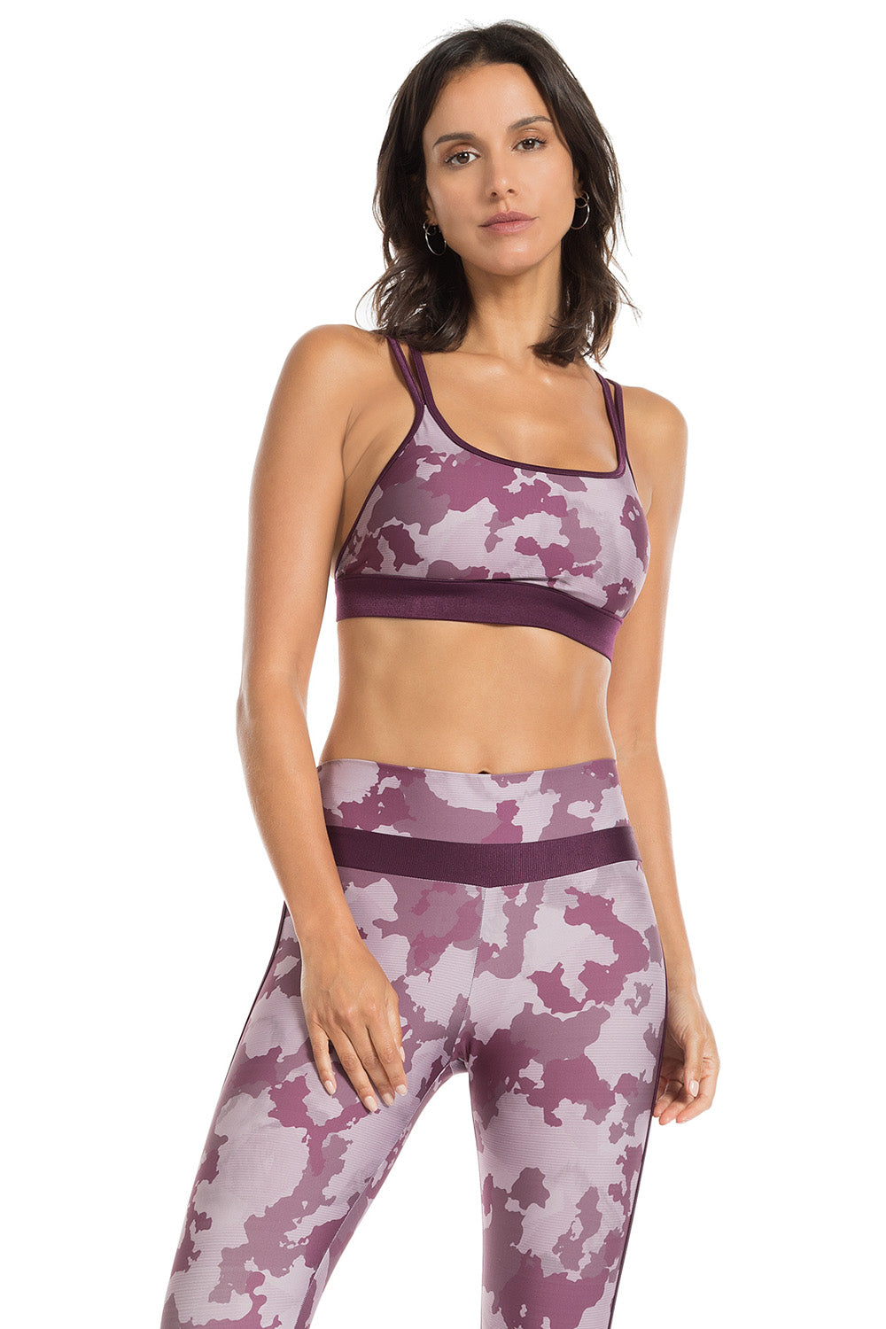 Cool Camuflage Reversible Top 1