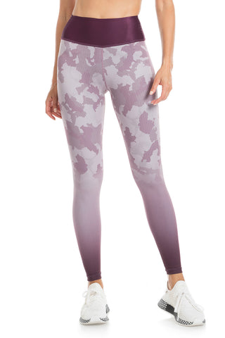 Camuflage Denim Reversible Tight