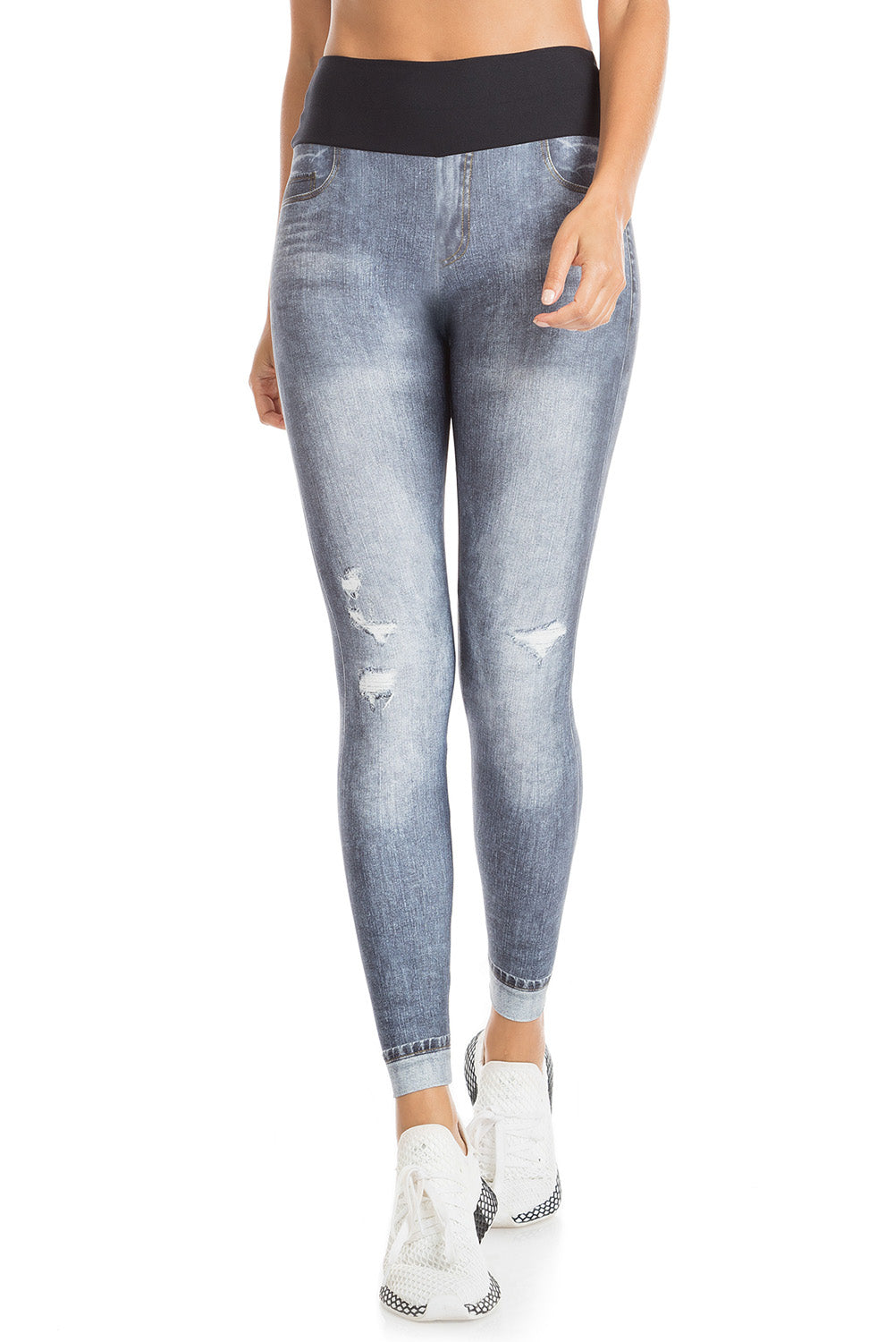 City Breeze Denim Tight