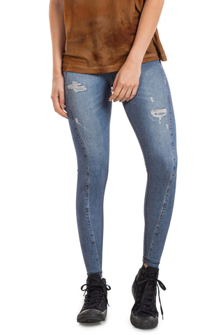 Stain Denim Reversible Tight 1