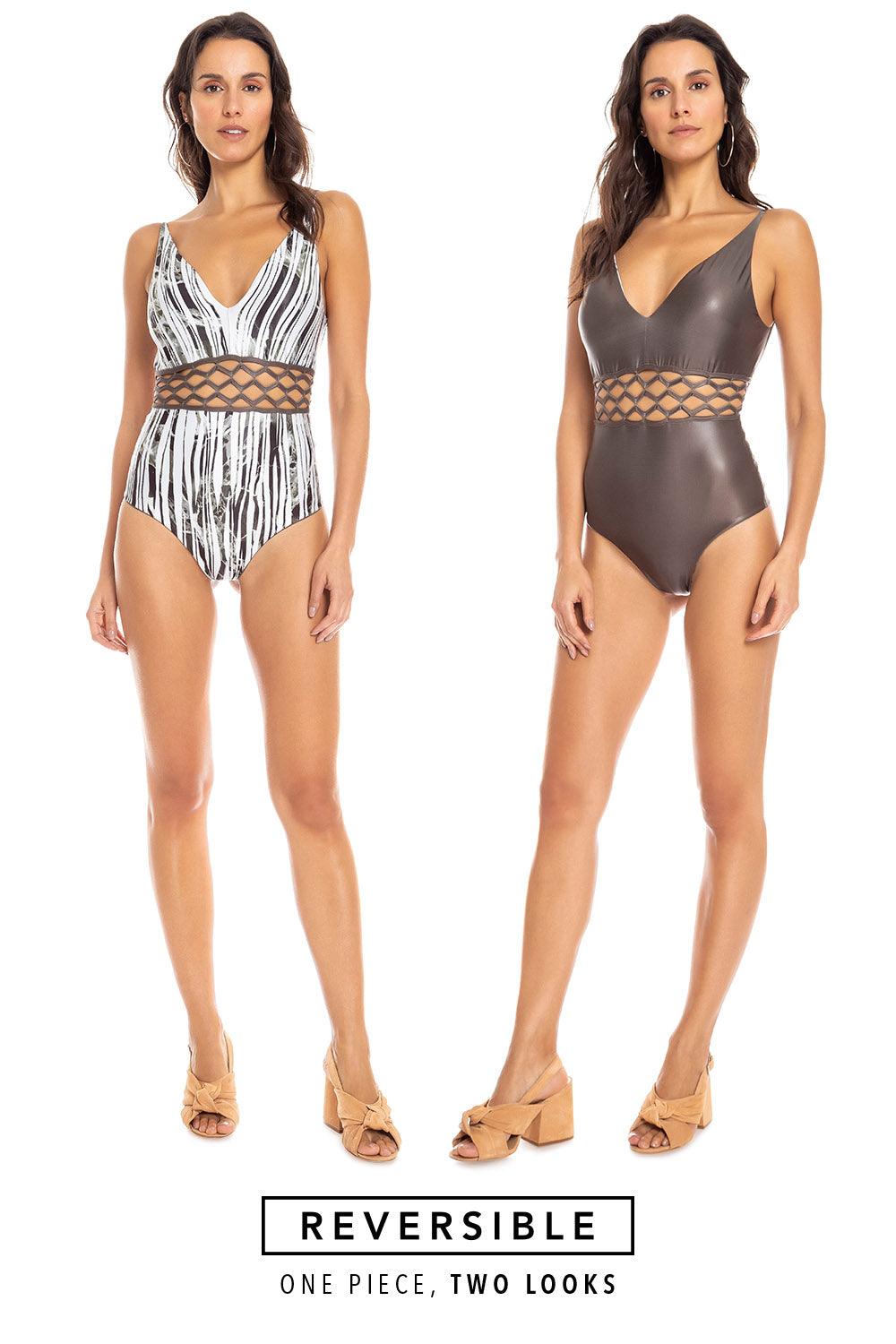 Rhythmic Reversible One Piece