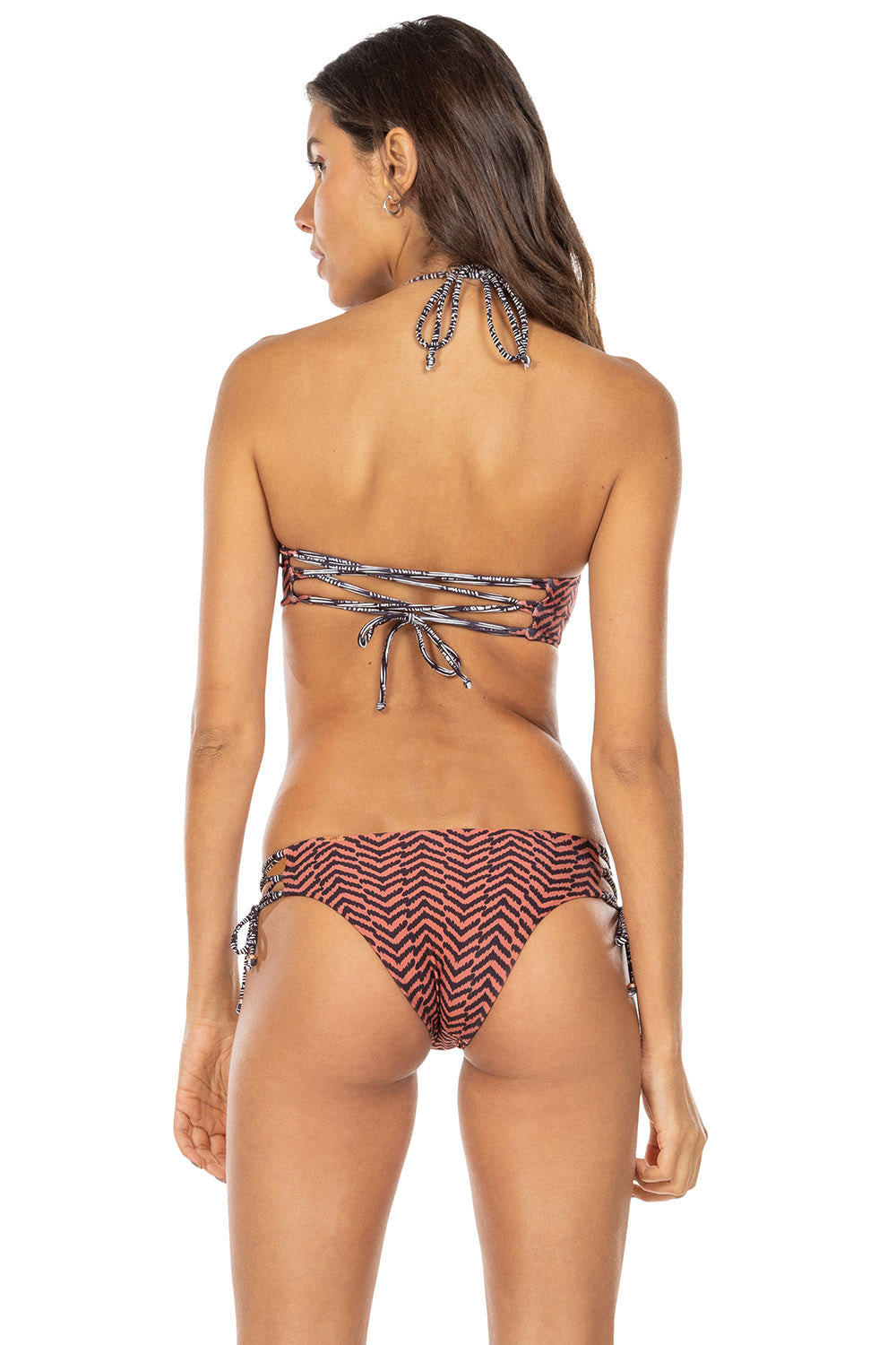 Hawaii Cross Lace Bottom 2