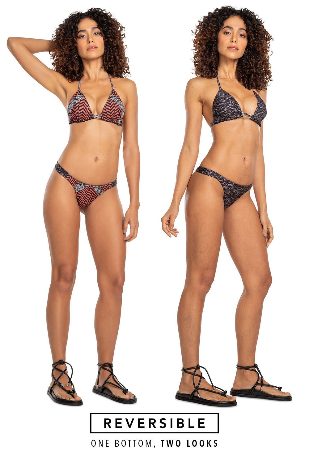 Hawaii Reversible Duo Slim Bottom 1