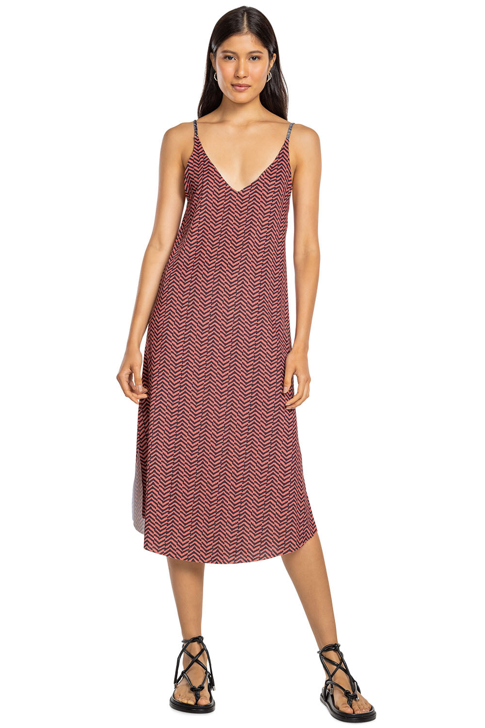 Hawaii Multifunctional Midi Dress 1