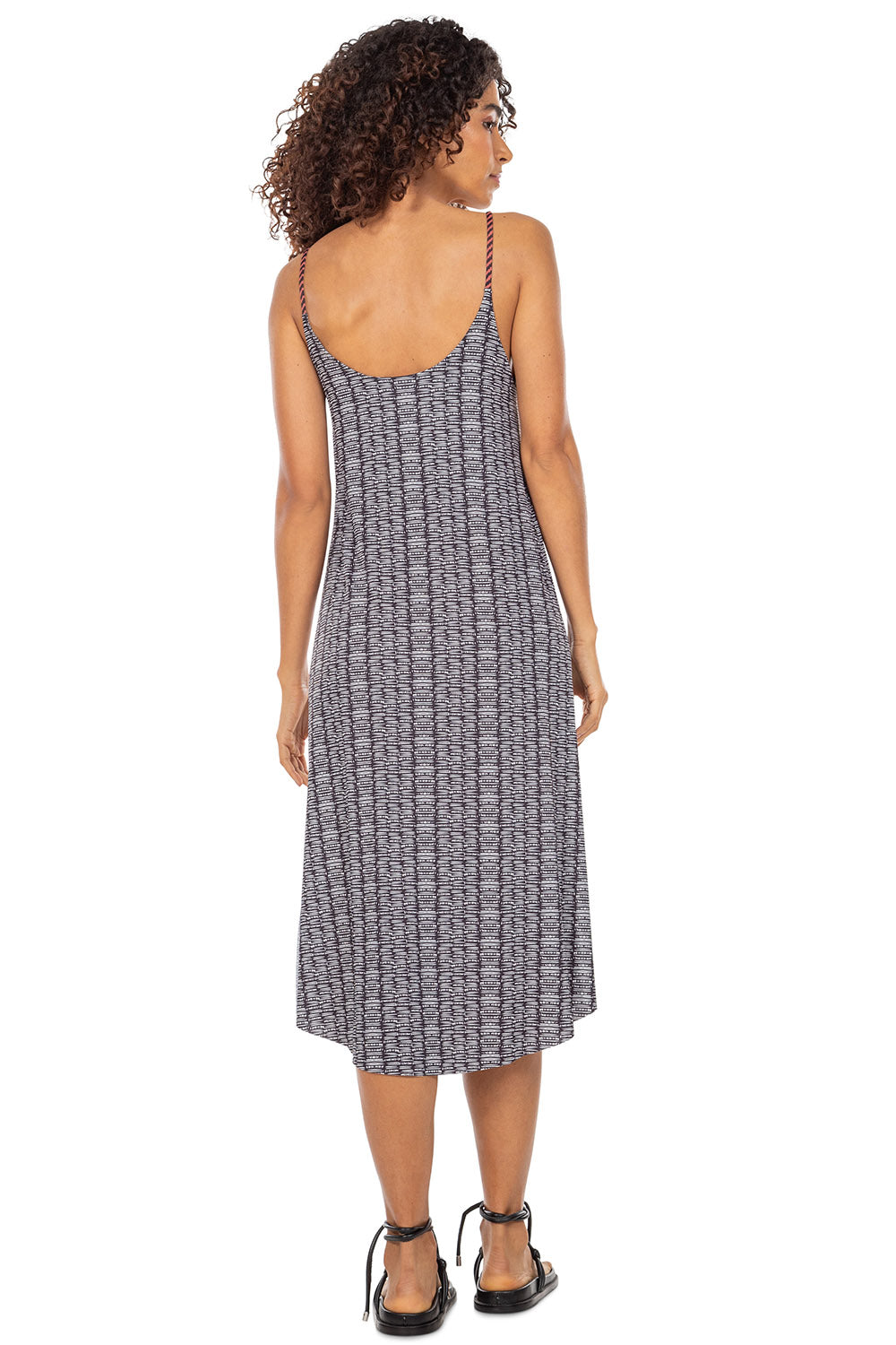 Hawaii Multifunctional Midi Dress