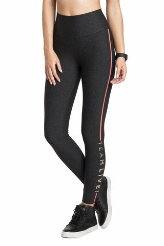 Foil Gym Mold Legging