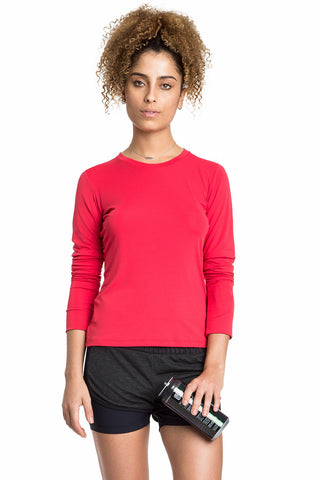 Key Running Long Sleeve Shirt