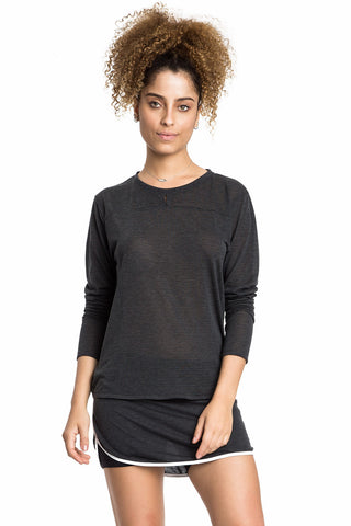Dry Running Long Sleeve Shirt
