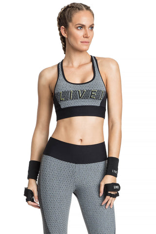 Skin Hard Fit Term Sports Bra