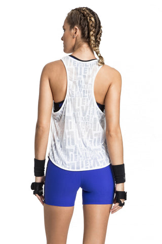 Hard Fit See T-Back Tank Top