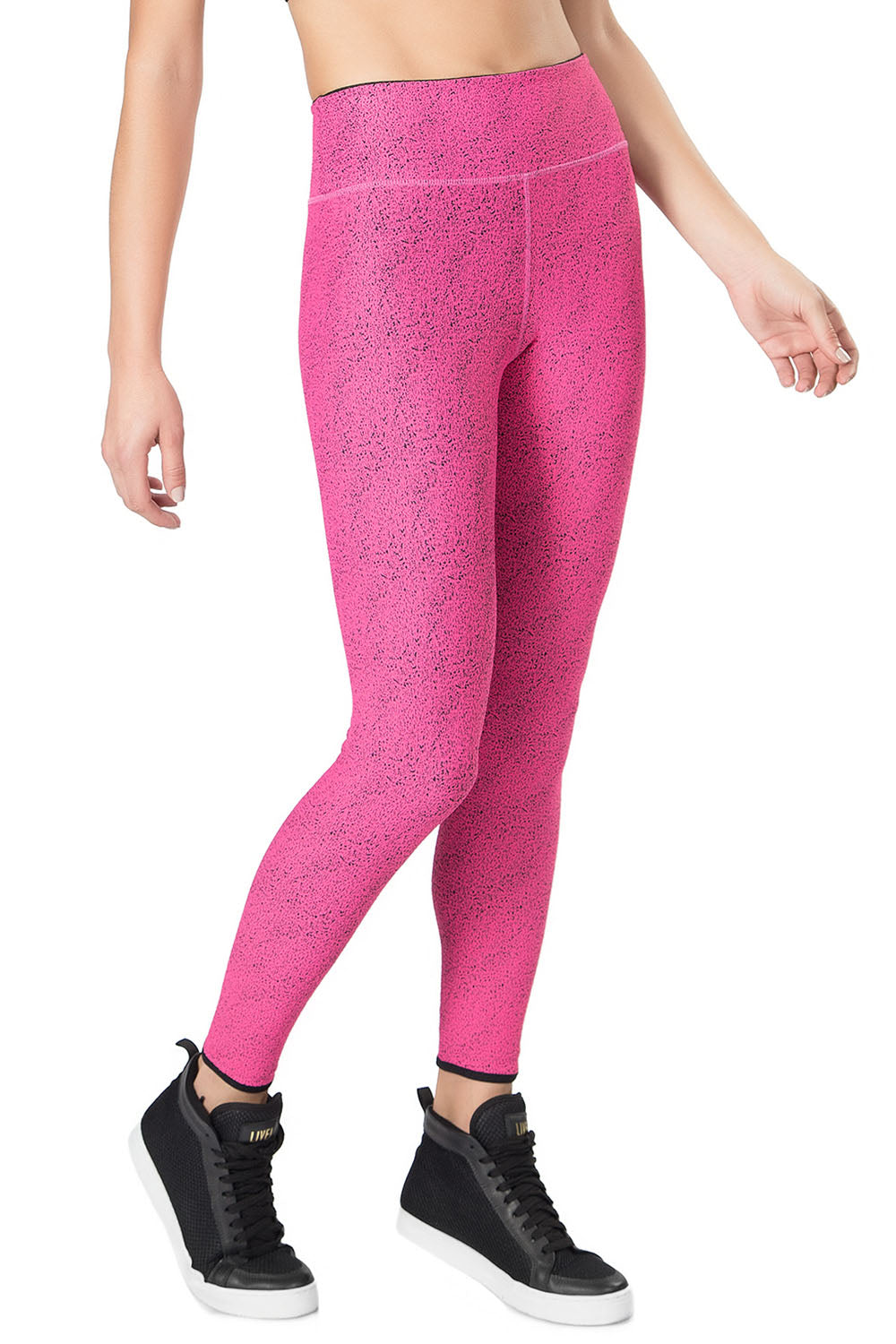 Textural Reversible Legging