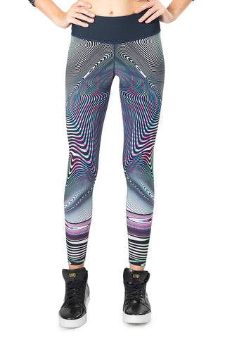 Optical Glow Reversible Legging