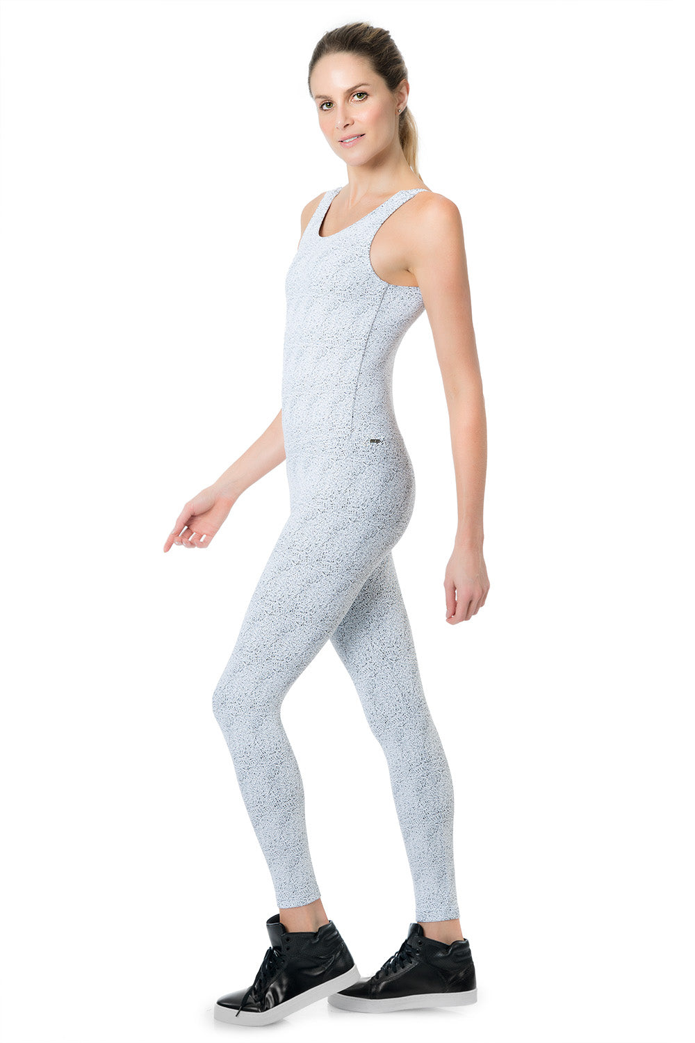 Exercise Now! Jumpsuit