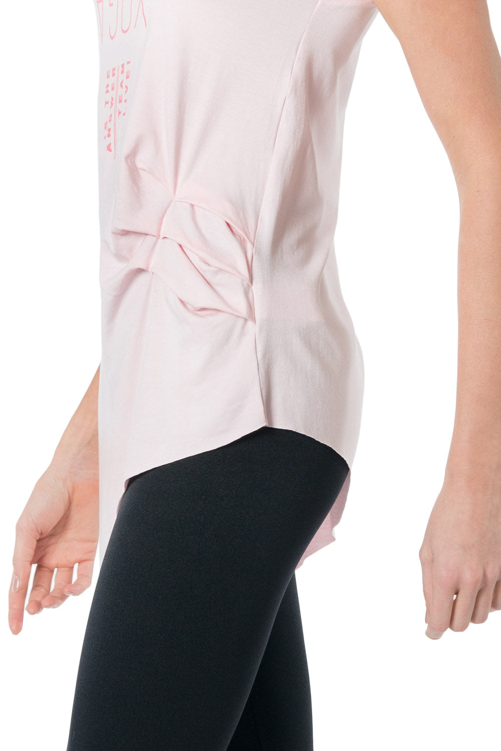 Assymmetrical Yoga Eco Blouse