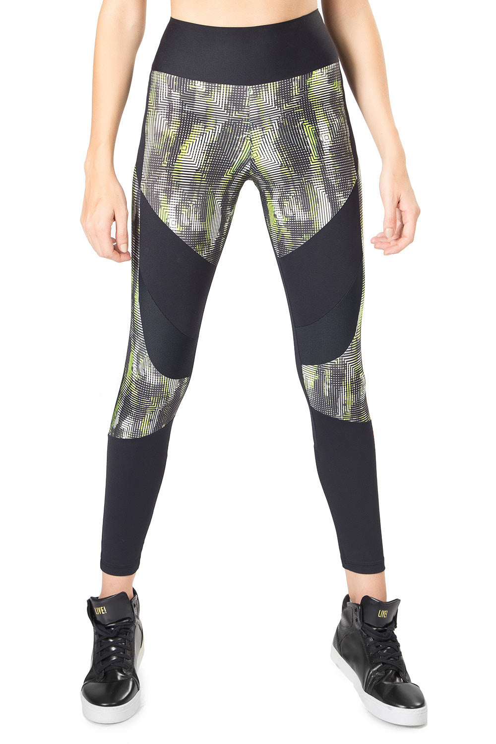 Body Rise Glow Legging