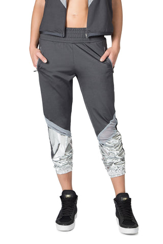 Metallic Prime Track Pants