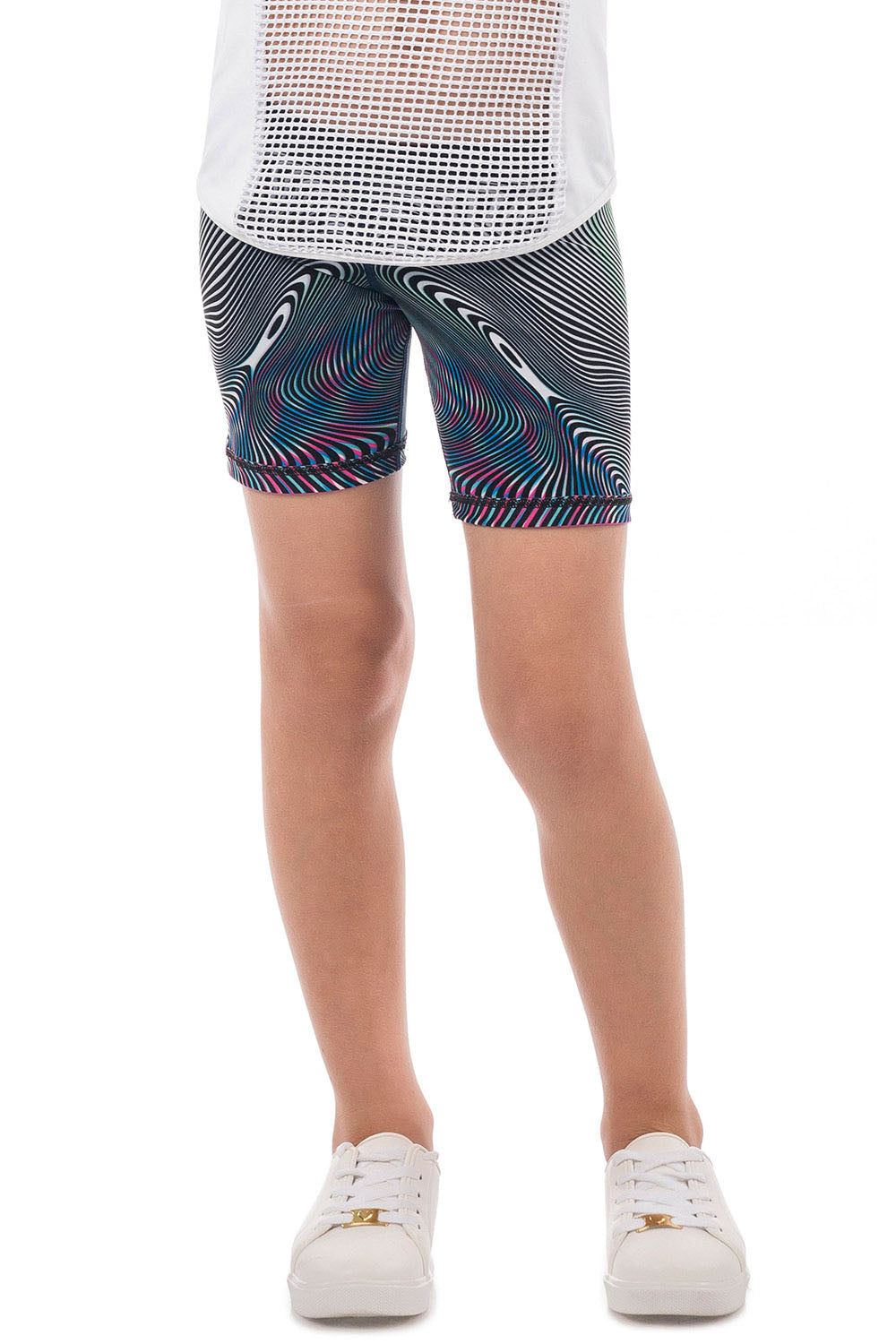 Rise Color Reversible Kids Bermuda