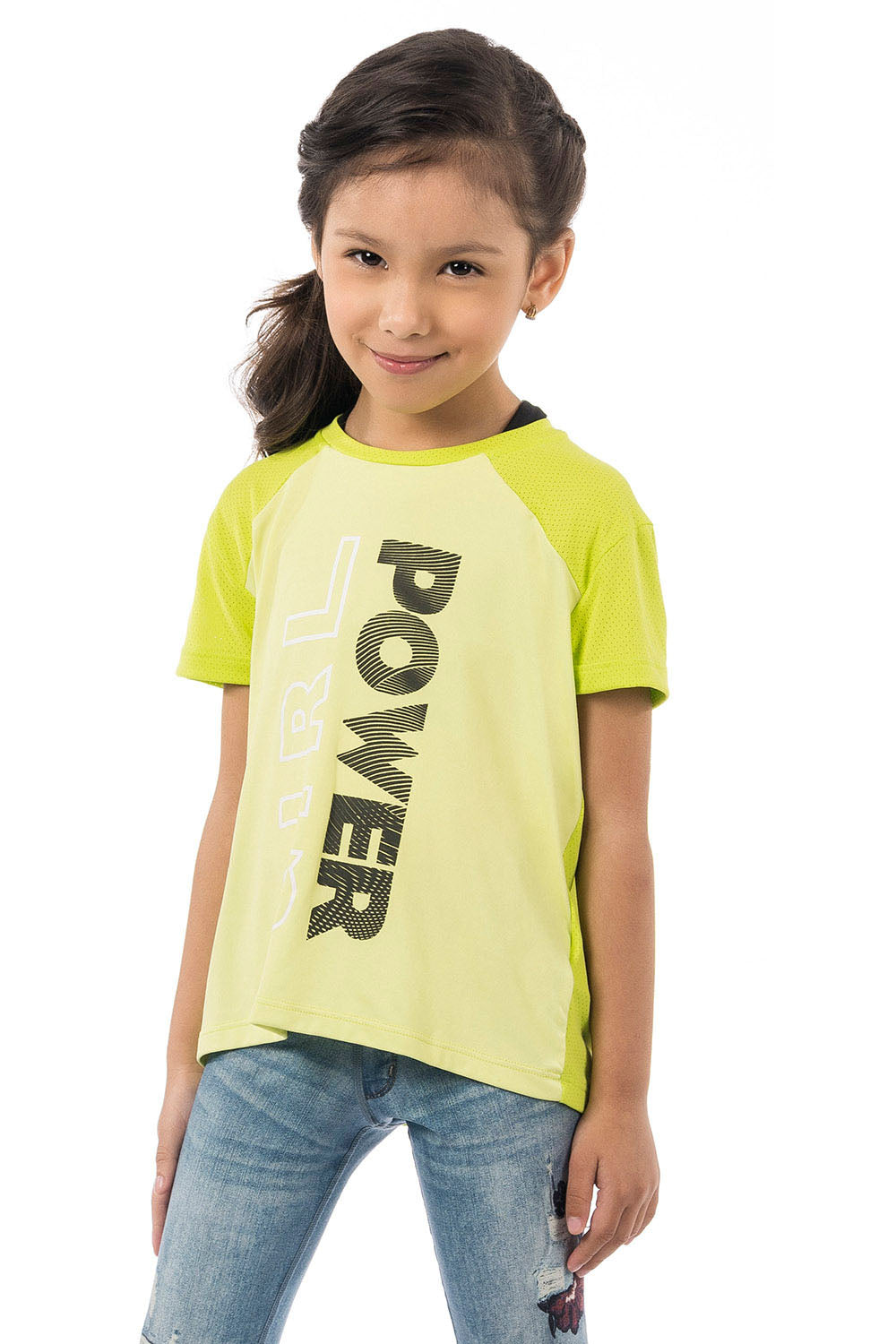 Girl Power Kids Blouse