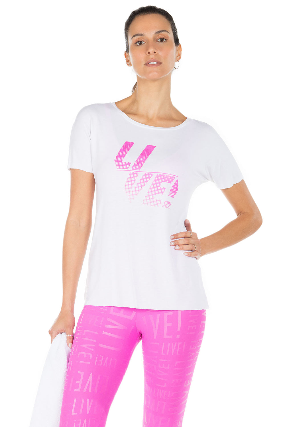 Ultra Live! Blouse 1
