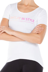 Sweat In Style Blouse