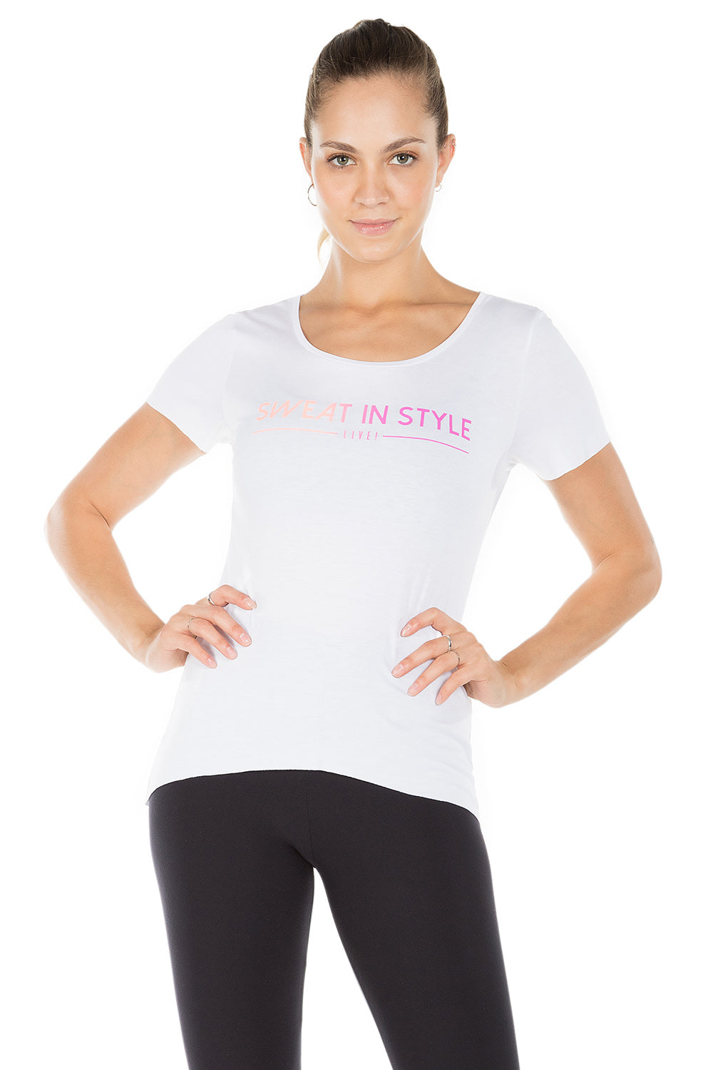 Sweat In Style Blouse 1