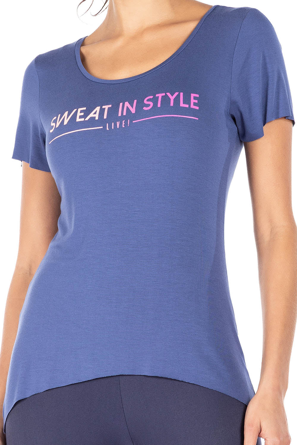 Sweat In Style Tee