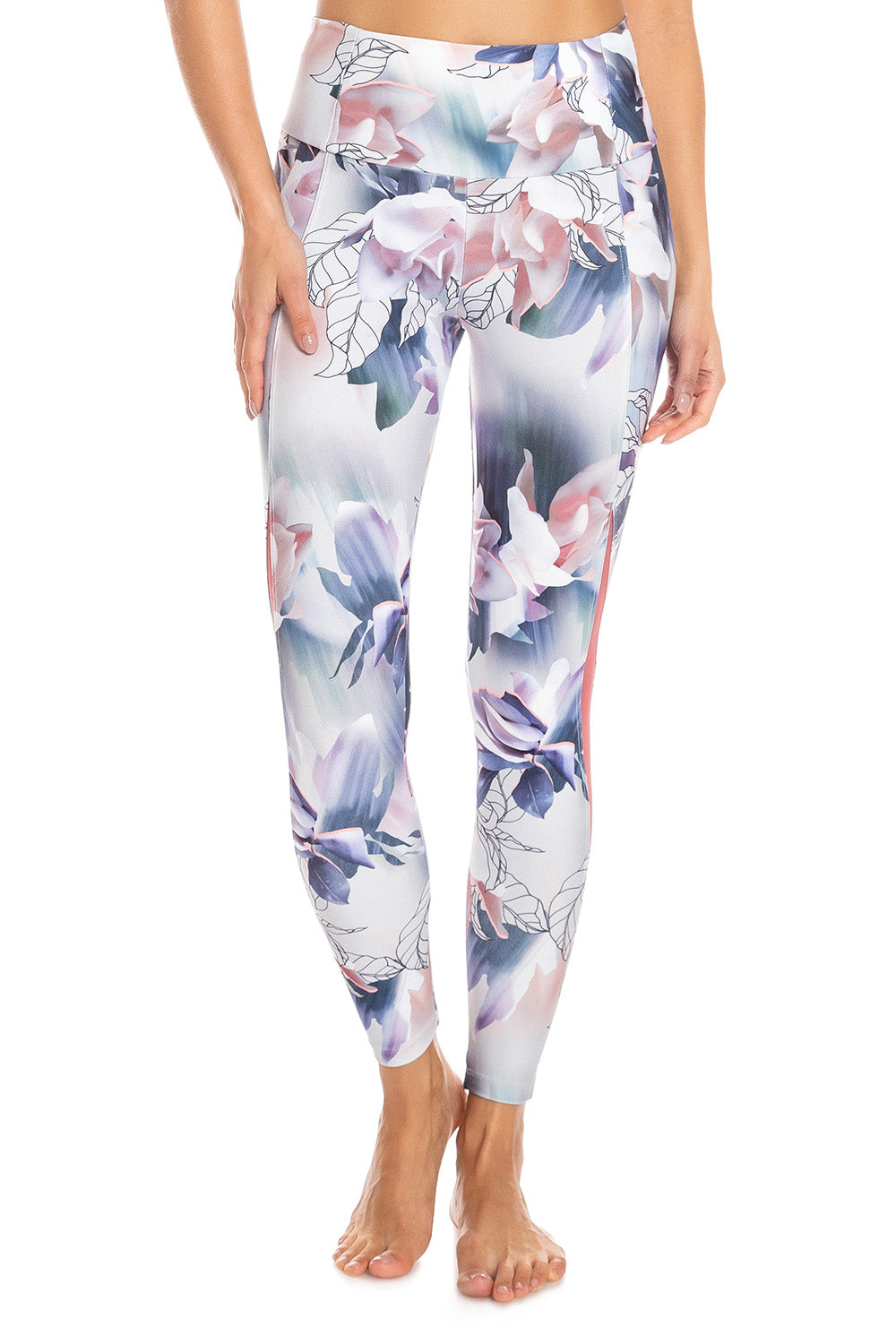 Blossom Blur Tight 1