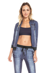 Breeze Denim Jacket