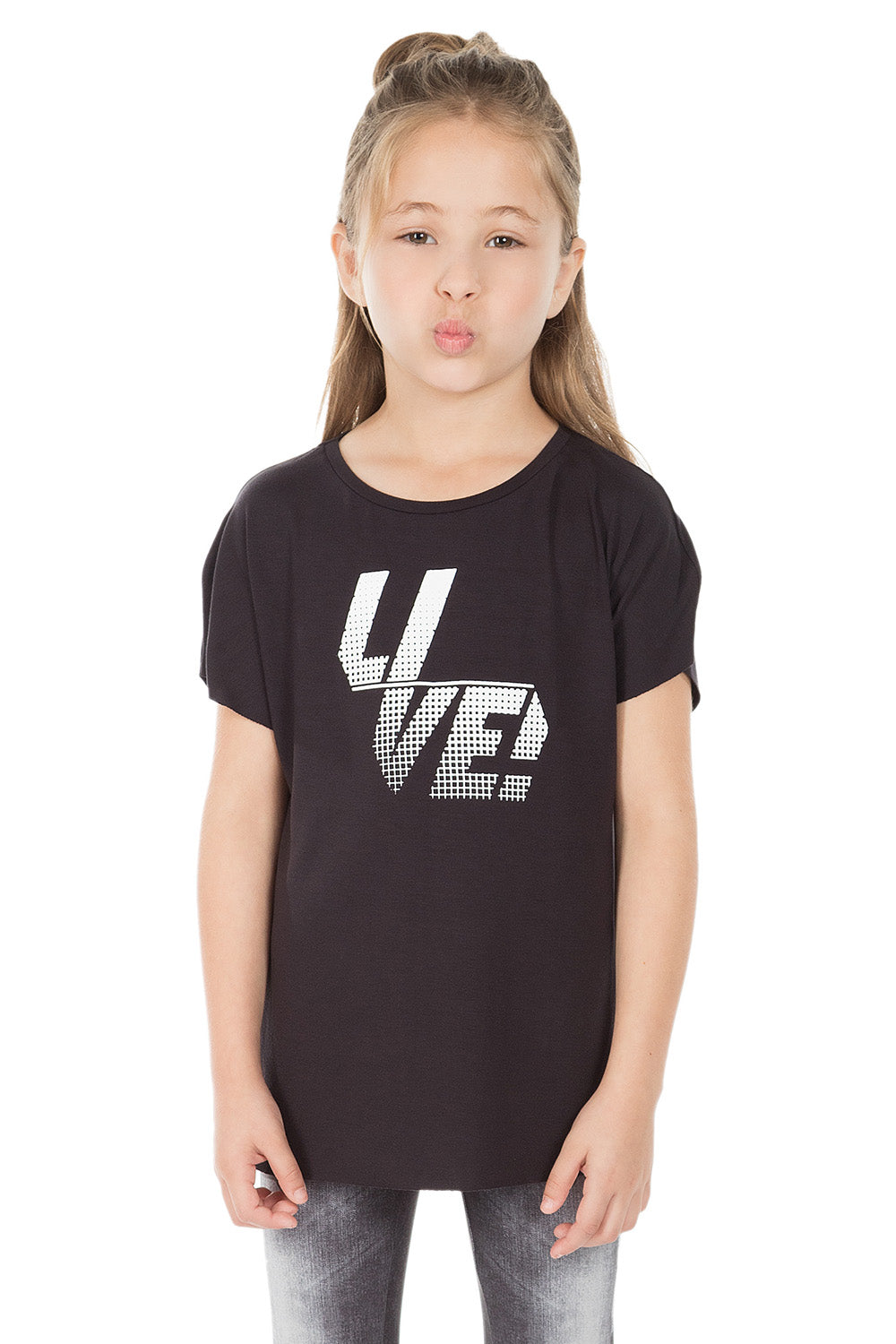 Ultra Live! Kids Blouse 1