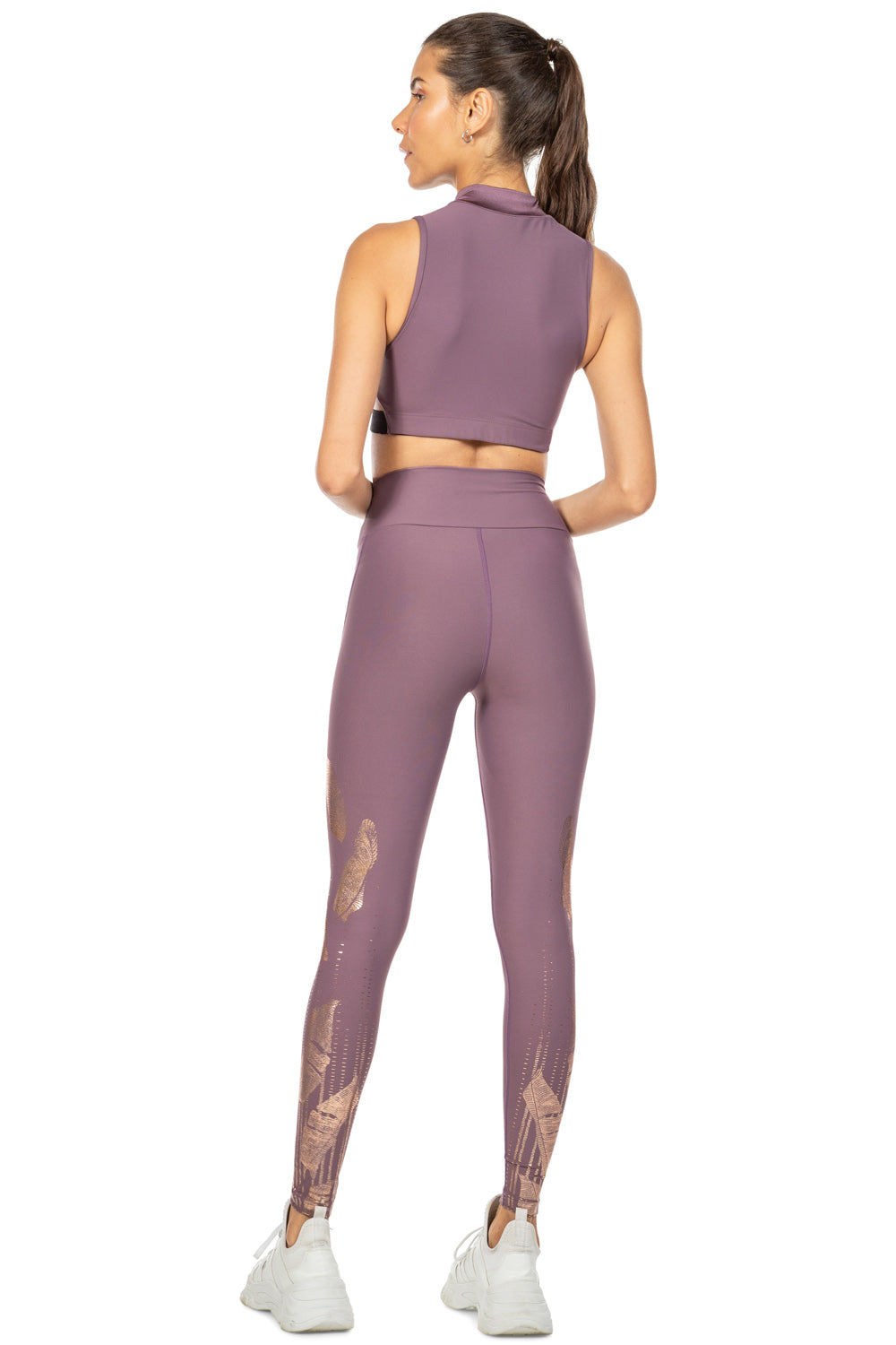 Golden Lines Legging 2