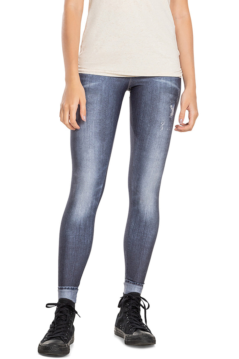 Power Denim Legging 1