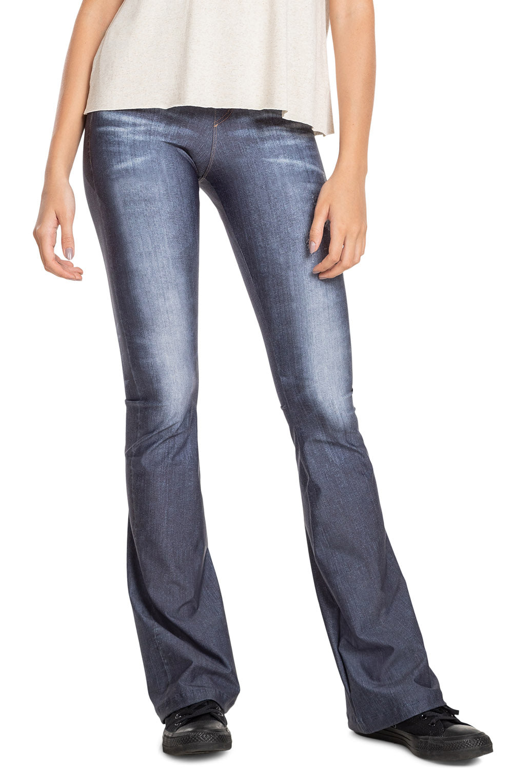 Power Denim Flare 1