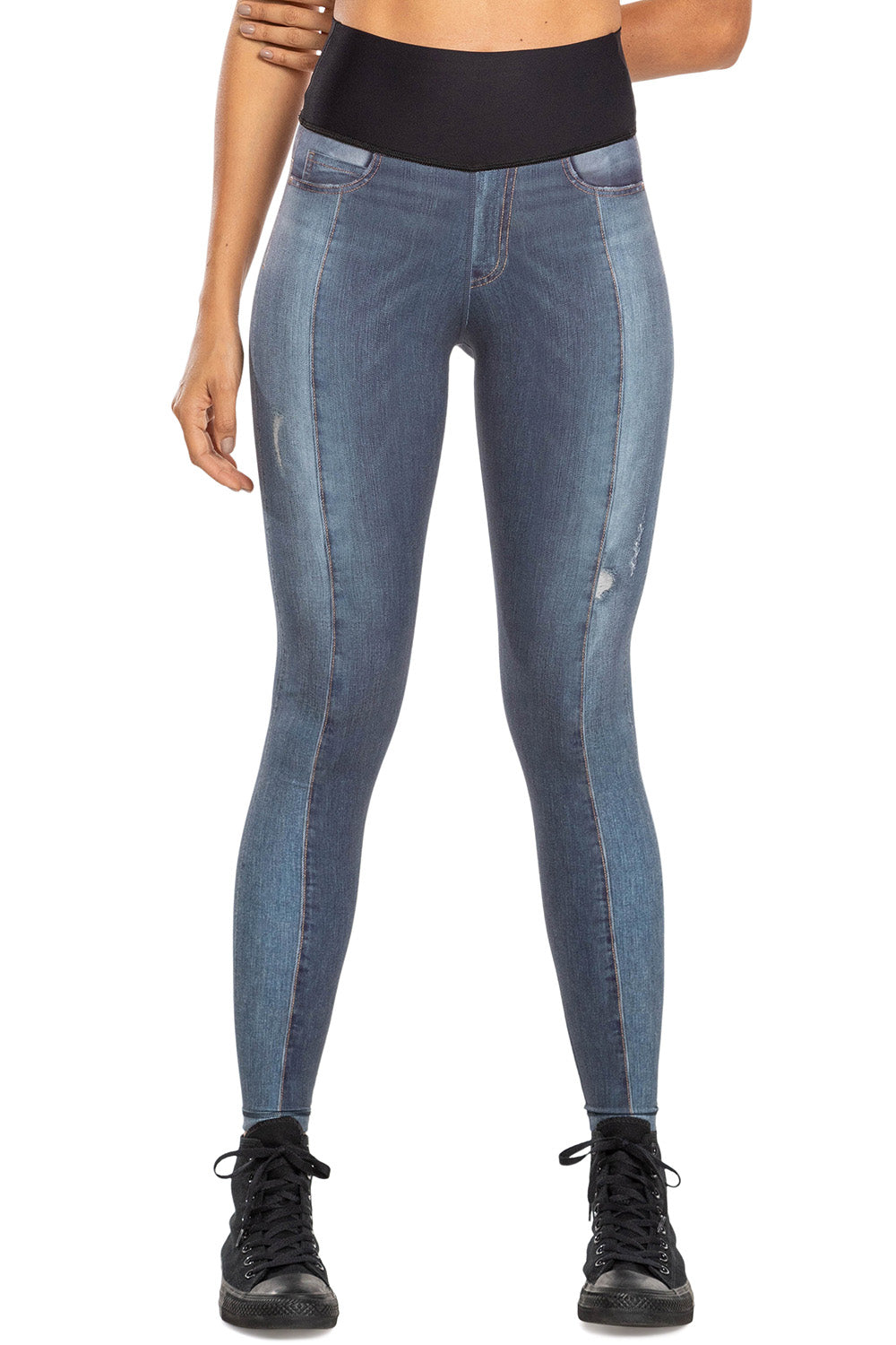 Jurere Denim Rever Tight