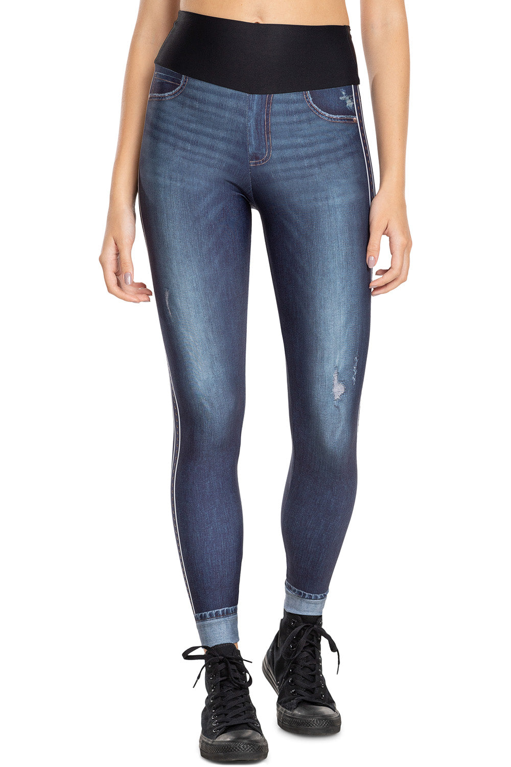 Sportif Jurere Denim Legging 1