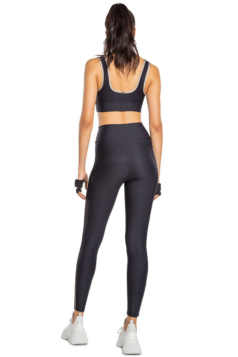 Cut String Legging 2