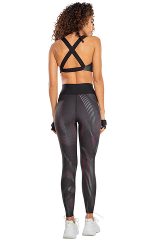 Geo String Legging 2