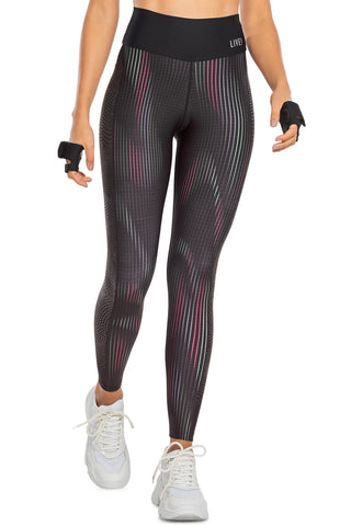 Geo String Legging 1