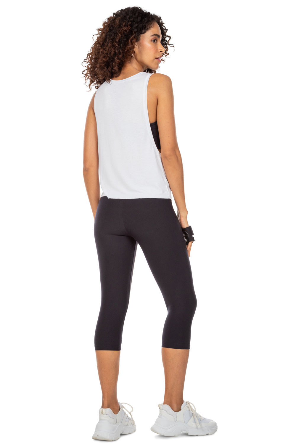 Motion Cropped Tank 2