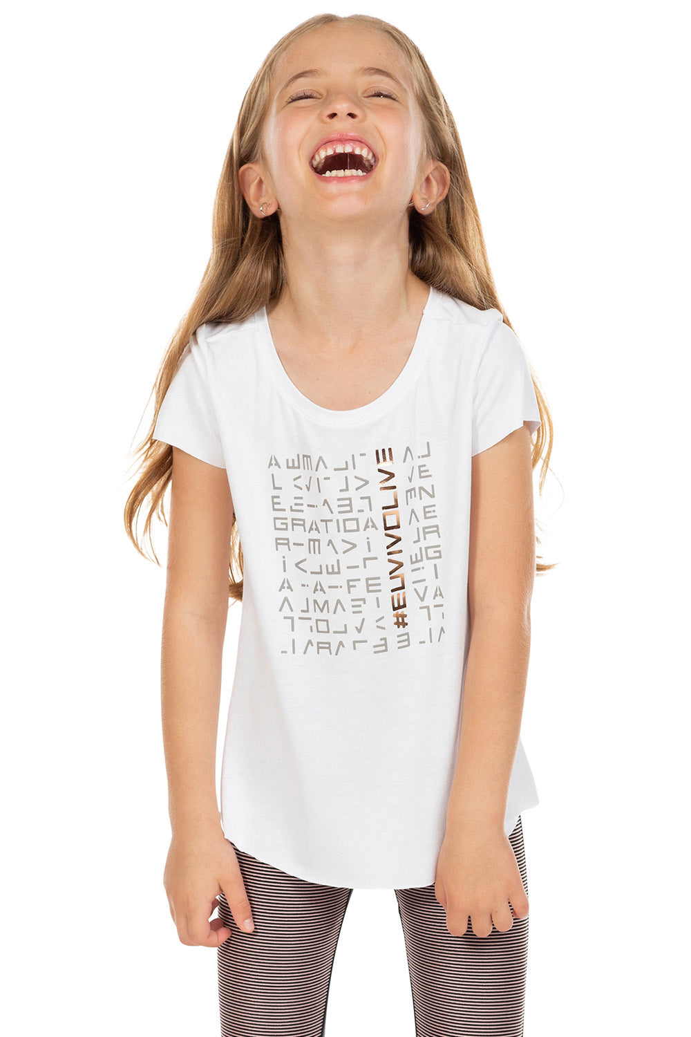 LIVE! Icon Lux Kids Blouse 1