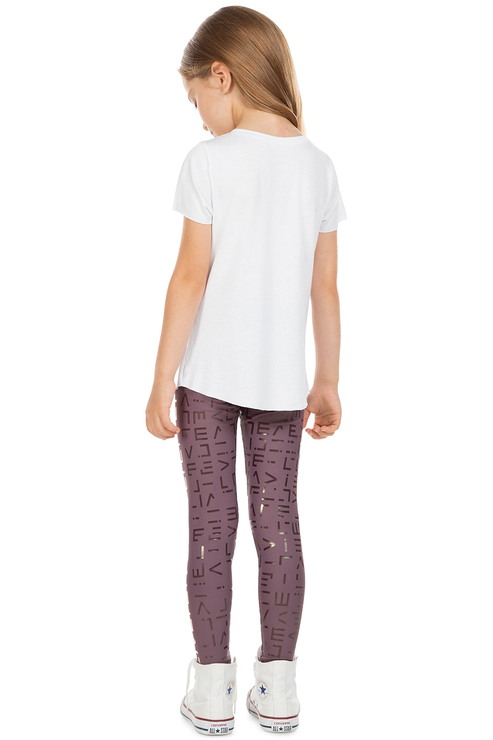 LIVE! Icon Lux Kids Legging 2