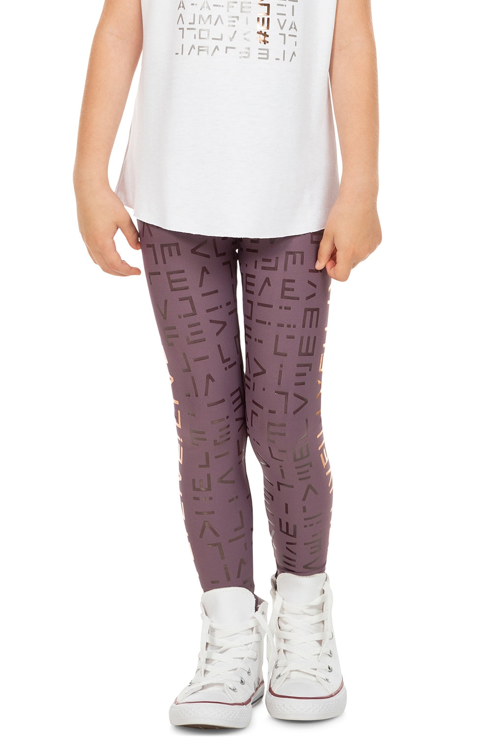 LIVE! Icon Lux Kids Legging 1