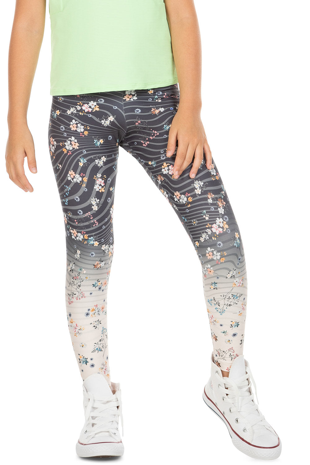 Liberty Lines Kids Legging 1