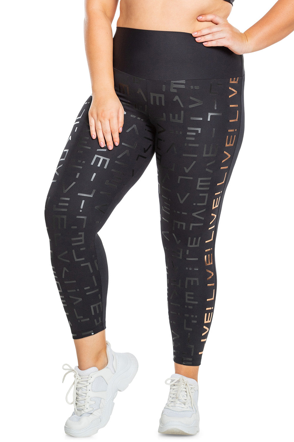 LIVE!+ Icon Lux Legging 1