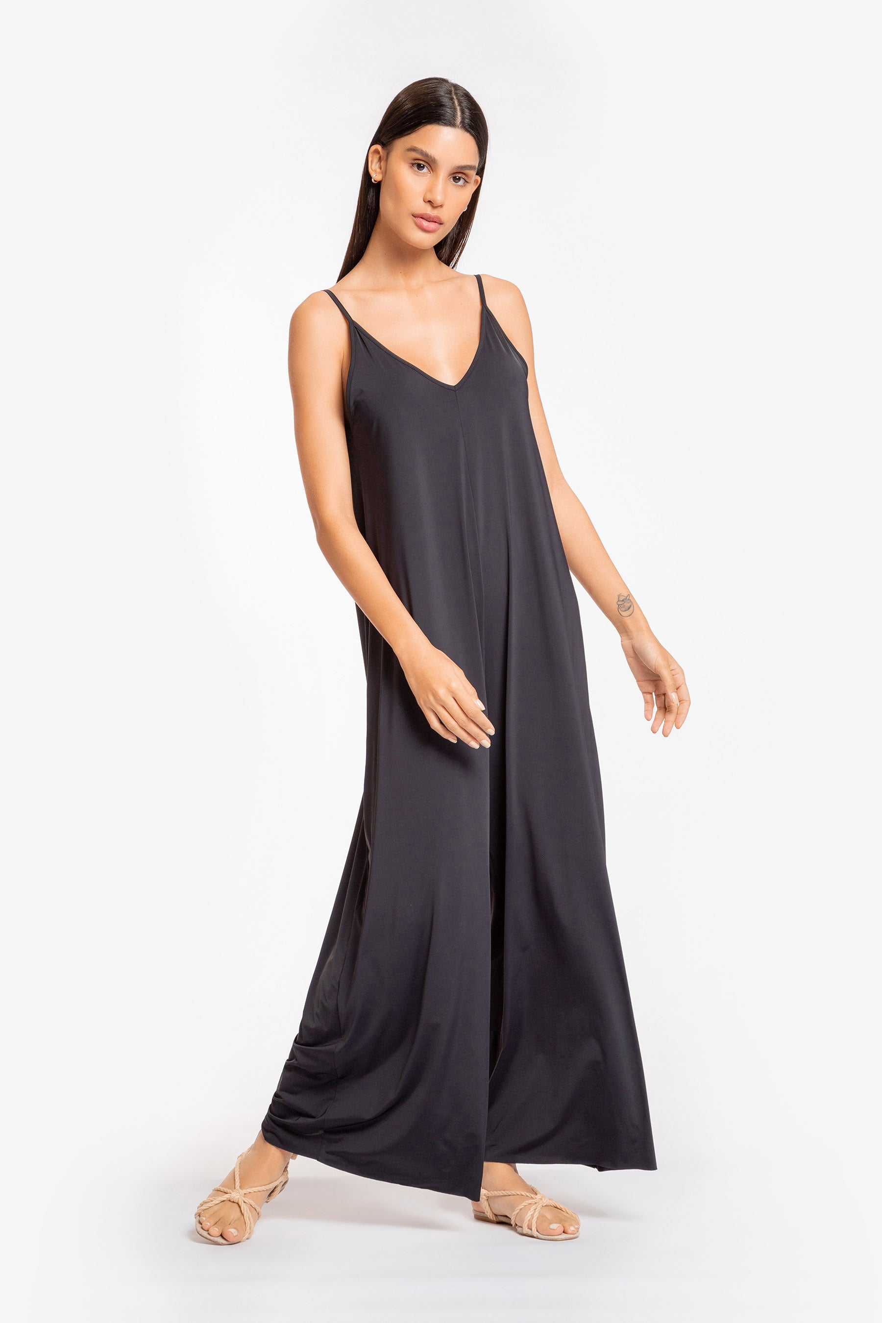 Essential Wide Jumpsuit