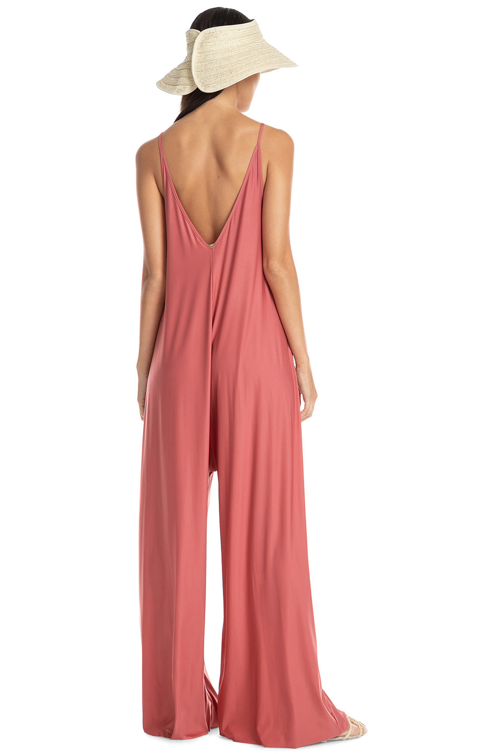 Fresh Deep V Jumpsuit