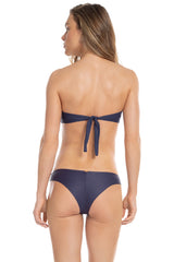 Lux Cross Bandeau Top