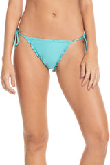Ocean Lace Up Bottom