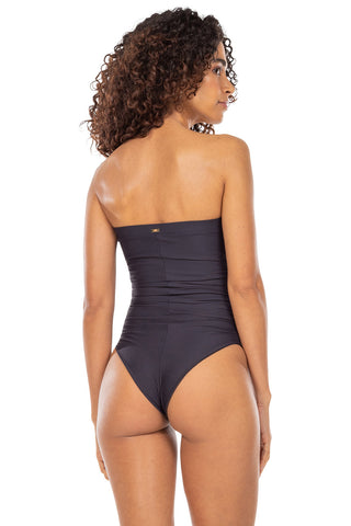 Bandeau Cross One Piece 2